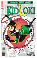 Kid Loki #0 - Now with more spine-breaking action! by TheonenamedA