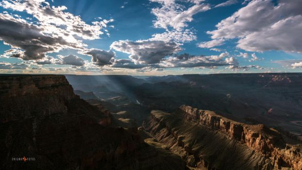 Grandest of Canyons by Enigma-Fotos