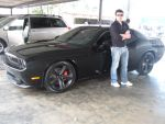 Me and Dodge Challenger by BenjiPrice