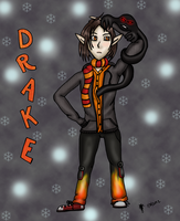 New Threads - Drake by elphaba-rose-wilde