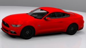 Ford Mustang GT '15 by skytire
