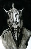 The Mouth of Sauron by JarOfComics