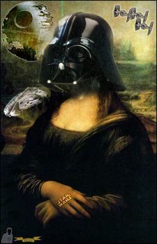 Mona Vader by DoliZz