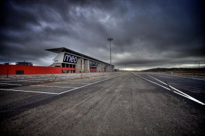 Faro Race Track by saxondale