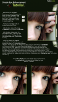 Simple Eye Enhancement by FadedLine
