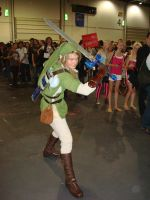London Expo 2008 - Link by ResurrectorOfTheDead