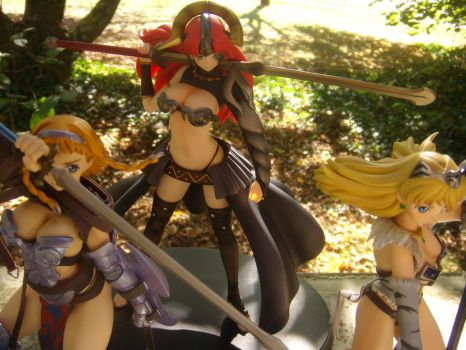The 3 Vance Sisters PVC shot by Yagami1211