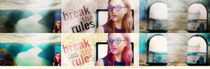 color changes everything banners by weelittlebones