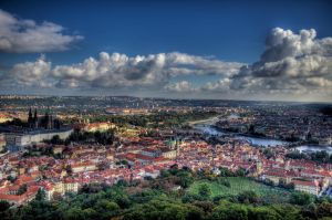 Prague HDR 2 by snipermaniak