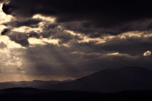 Light and Clouds by b-a88