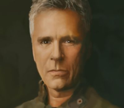 Richard Dean Anderson Portrait by SG1-Jack