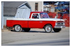 Sharp 1965 Ford Truck by TheMan268