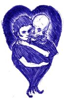 Death Head Love by jaffaanonymous