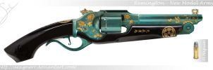 The Lotus Revolver by Designerr