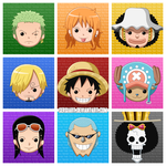 One Piece - The Nine Colours by SergiART