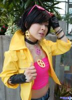 Jubilee Cosplay by lillybearbutt
