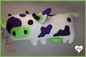 Kelly - Skinny Cow Commission by Vixie-Bee