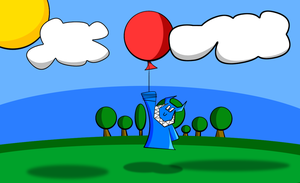 Balloon by deino-erd