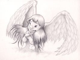 Angel Wings by Ribera