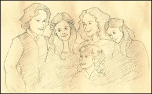 Little Women - And Laurie by Segomichoco