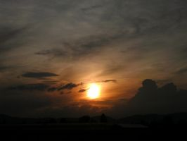 blurry clouds by Tallon-1
