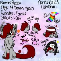 New Redeh Ref 2012 by furqueen