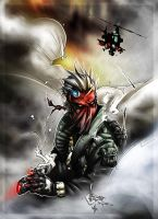 Grifter - Black Ops Version by silverbane