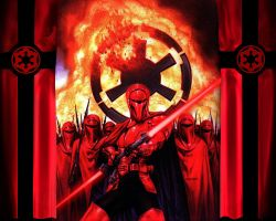 Crimson Empire by PyroDark