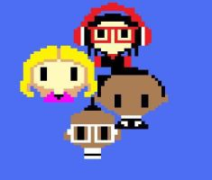 The Black Eyed Peas by CrizCamacho