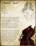 Malachi: Character Sheet by temiel