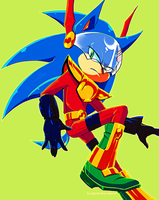 Zonic by LegendWaker