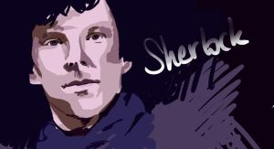 Sherlock by little-lilly-beast