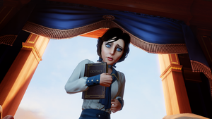 BioShock Infinite - ..who are you? by Nylah22