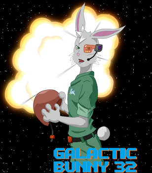 Galactic Bunny 32 by Energyzed