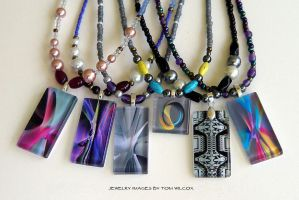 My Necklaces by TomWilcox