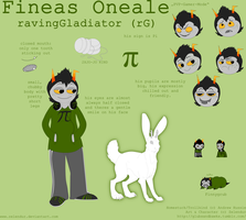 Sheet: Fineas Oneale by Zelendur