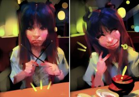 Before and After by zhuzhu