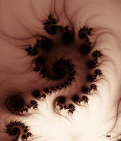 Black Curly by FAIA-Fractals