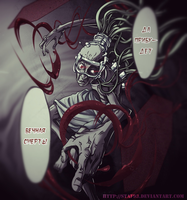 Deadman Wonderland - Endless Death by staf93