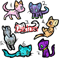 Kitty Adopts ^^ by Bl00kitty