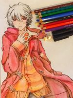 Shion :3 by UtingY
