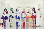 Senshi by MelfinaCosplay
