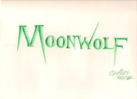 Moonwolf Title by k9player