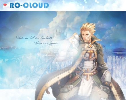 Ragnarok Online - Loadingscreen 2 RO-Cloud by Yon-Miyu