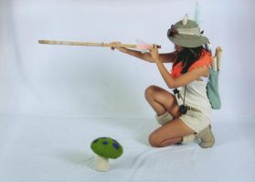 Teemo Cosplay by akumawings
