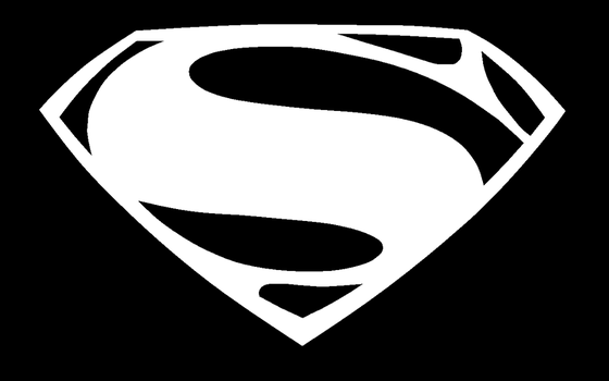 Man of Steel -Custom Logo WP3 by DTWX