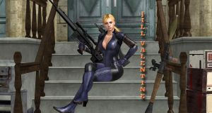 Jill Valentine    GOING SOMEWHERE     1-24-2013    by blw7920