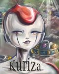 Kuriza and the Frieza force ships by DrawPlzForum