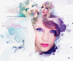 Taylor Swift Graphic2 by softmist93