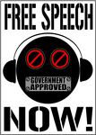 FREE SPEECH NOW -Single by scart